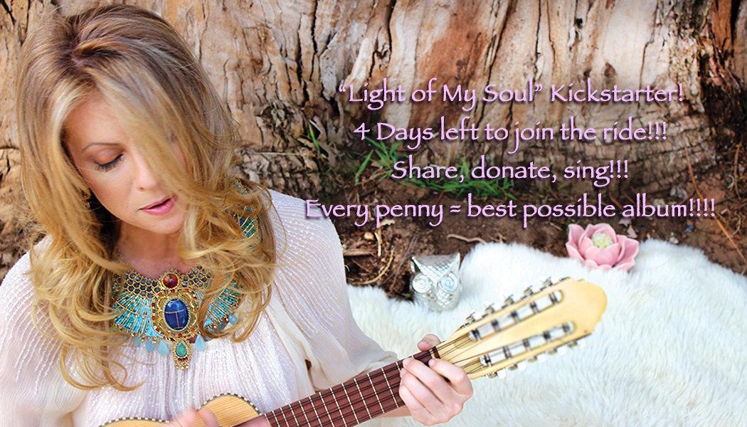 """Light of My Soul"" Kickstarter in its Final Days"