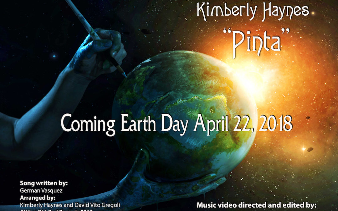 PINTA UNVEILED – Earth Day 2018
