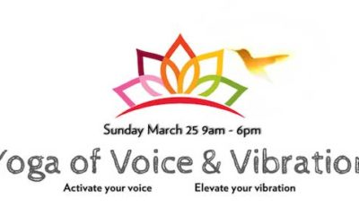 The Yoga of Voice & Vibration